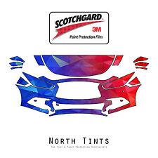 PreCut 3M Scotchgard Paint Protection Clear Bra Kit for Infiniti QX60 2016-2017