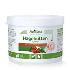 AniForte® Hagebutten-Pulver 250g - Immunsystem, Abwehrkräfte, Vitamin C