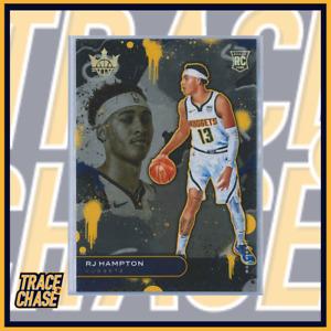 2020-21 Panini Court Kings Basketball Derrick White Art Nouveau Patch #AN-WHI