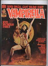 Vampirella Warren comic monster Vampire horror magazine 58 stunning very fine