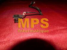 hp probook 4710s dc jack d'alimentation /6017B0199001 REV A.0