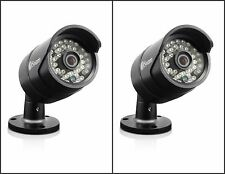 New 2-PACK Swann SRPRO-A850WB2-US, PRO-A850 -AHD Analog HD 720P Security Cameras