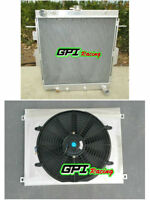 Radiator +Shroud +Fan Fit TOYOTA LAND CRUISER HZJ70/HZJ73/HZJ77 1HZ 4.2L DIESEL