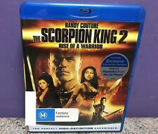 THE SCORPION KING 2 RISE OF A WARRIOR BLU-RAY