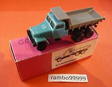 DDR Permot Prefo Espewe Mini Car LKW G5 Muldenkipper H0 in OVP