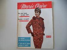MARIE CLAIRE 42/1955 - RIVISTA DI MODA