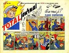 TOTAL JOURNAL, N°12 DE MAI 1960, PARFAIT ETAT