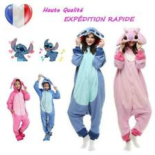 Pyjama Stitch Adulte Enfants Kigurumi vêtements de nuit Unisexe Cosplay Costume