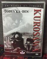 Dodes'ka - Den (1970) DVD Nuovo Sigillato Kurosawa Dodeskaden N