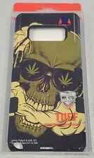 Samsung Galaxy Note8 TUFF Hybrid Protector Cover - Green Skull - #24E
