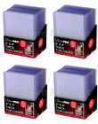 Внешний вид - 100 Ultra Pro 55pt 3x4 Toploaders NEW Thick Top Loader Thick Card FREE SHIPPING!