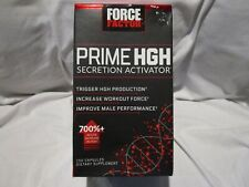 Force Factor® Prime Secretion Activator- BUILD MUSCLE FAST 150 Capsules 8/20