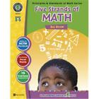 Classroom Complete Press CC3111 Five Strands of Math - Big Book