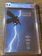 Batman: The Dark Night Returns #1 1986 CGC 9.4 WP Miller 1st Carrie Kelly