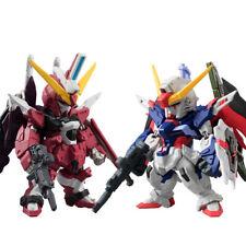 Gundam Destiny & Justice SD Figure Set Bandai