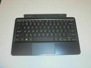 Dell Latitude 11 K12M Keyboard w/ Rechargeable Battery & Stylus Pen FWV30