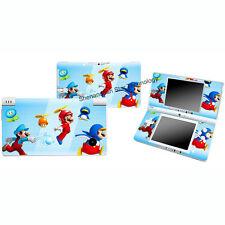 J535 Vinyl FLY super MARIO Decal skin cover case for Nintendo DSI NDSI sticker