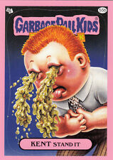 GARBAGE PAIL KIDS FLASHBACK SERIES 3 2011 TOPPS CARD #55B KENT STAND IT PINK