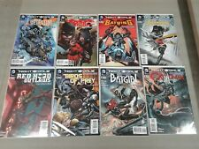 Night of the Owls: Set of 8 Issues *See Description*