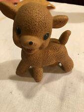 1950's Rempel Enterprises Vintage Rubber Little Lamb Toy