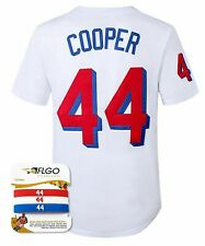Aflgo Beers Remer 17, Cooper 44 Baseball Baseketball Movie Men's Stitched Clothi