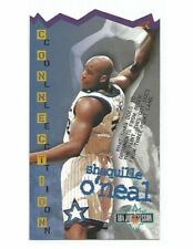 Shaquille O'Neal Not Authenticated NBA Basketball Trading Cards