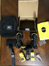 SUSPENSION Training Bands Kit Professional Fitness Home Gym Pull Straps