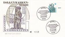 West Germany 1989 Satue of Roland Bremen  FDC Unadressed VGC