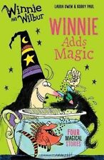 Winnie the Witch Story Book - Winnie and Wilbur: WINNIE ADDS MAGIC - NEW