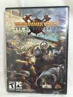 WARHAMMER ONLINE AGE OF RECKONING ( PC GAME ) DVD-ROM