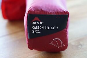 Msr Carbon Reflex 2 Tent Green V5 - One Size