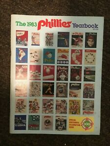 The 1983 Phillies Yearbook