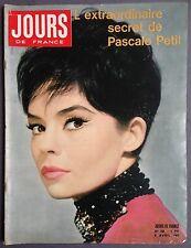 ►JDF 334/1961-PASCALE PETIT-GARY COOPER-MARIA CALLAS-ROMY SCHNEIDER-DELON-BARDOT