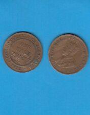 § Australie  Australia  Bronze Coin Georges V One Half Penny Bronze 1922
