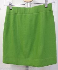 198 € nuevo Marccain marc Cain falda talla 34/36 n1 skirt lana verde 3912
