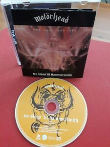 Motorhead- No Sleep 'til Hammersmith CD