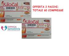 KILOCAL OFFERTA 2 PACCHI 20 COMPRESSE+10 OMAGGIO