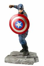 Kotobukiya Captain America Civil War Captain America ArtFX+ Statue