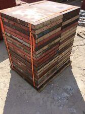 Symons Concrete Wall Forms Steel Ply Panels (40pcs) 3 ft x 2 ft