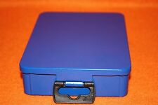 4PC HSS rivestite TiN Svasatura Punte trapano metrica 2 - 20mm in scatola in acciaio blu