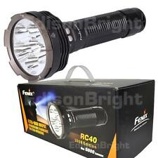 New Fenix RC40 2016 Edition 6000 Lumen 6X Cree XM-L2 LED searchlight Flashlight