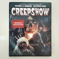CREEPSHOW / bluray scream shout factory collector's edition - Reg A - NEW SEALED