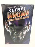 Secret Invasion Omnibus by Brian Bendis Marvel HC Hard Cover New Sealed $100