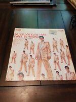 Elvis Presley Gold Records Volume 2 LP 1960 LSP-2075 Vinyl Record
