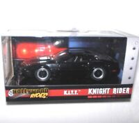 Knight Rider 1982 Pontiac K.I.T.T.  1:32  Hollywood Rides  NEU,OVP,Lizenzware