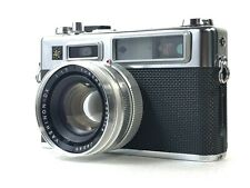 [Near Mint ++] Yashica ELECTRO 35 Silver Rangefinder Camera 45mm f1.7 from JAPAN