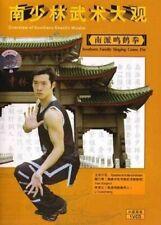 4 Dvd Set Chinese Southern Shaolin Wushu White Crane Kung Fu Series