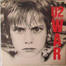 U2 War UK 10 Track LP A1 B1 Matrix
