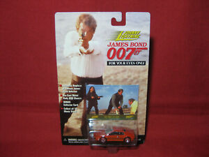 James Bond 1980 Lotus Esprit Turbo For Your Eyes Only Car Roger Moore 007 1:64