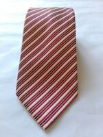 St SAINT ANDREWS HAND MADE man tie cravatta uomo 100% SILK stile Marinella Kiton